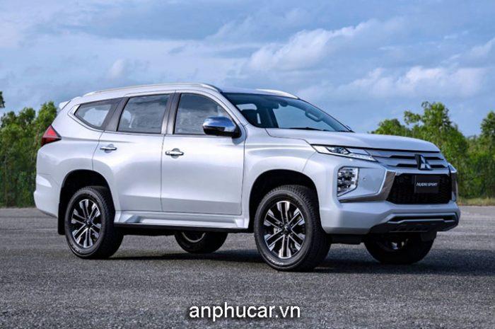 Đánh giá chi tiết về mẫu SUV Mitsubishi Pajero Sport 2020