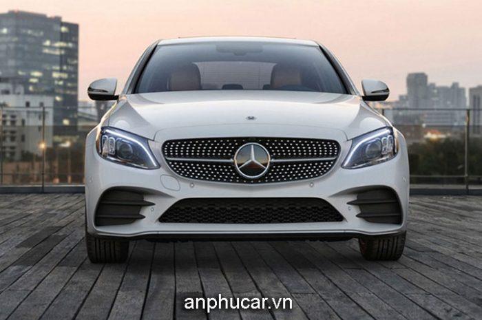 Đánh giá chi tiết mẫu xe Mercedes C Class 2020 sang trọng
