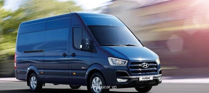 Xe Hyundai 16 chỗ Solati 2020 cùng nhiều phiên bản độ đẳng cấp