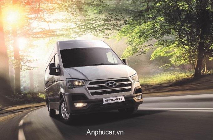 Xe Hyundai 16 Cho Solati 2020 Dau Xe