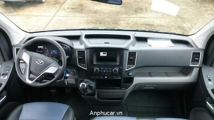 Xe Hyundai 16 Cho Solati 2020 Noi That